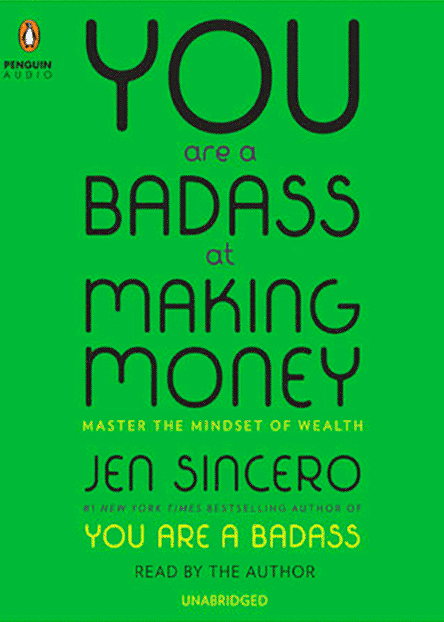 You Are a Badass at Making Money Audiobook